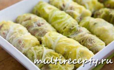 Начинка для голубцов из картошки и мяса очень вкусная и питательная