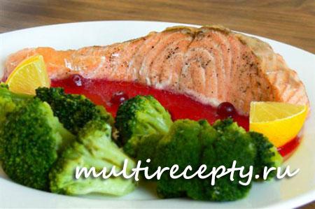 рецепты на пару для похудения