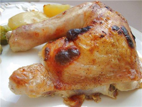 рецепты для мультиварки курица в собственном соку