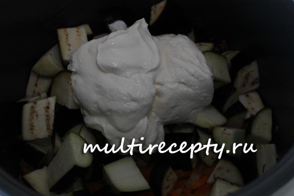 Как запечь баклажаны в мультиварке