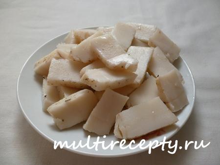 Приготовление жареной картошки в мультиварке