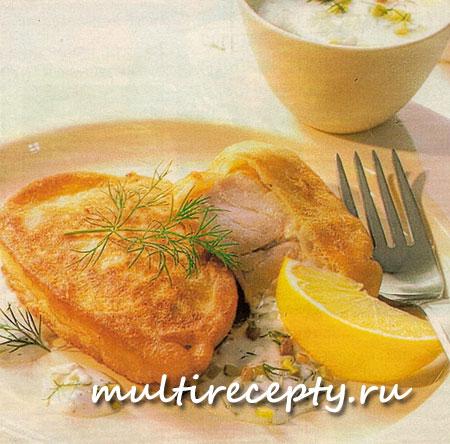 рецепты из морского окуня в мультиварке
