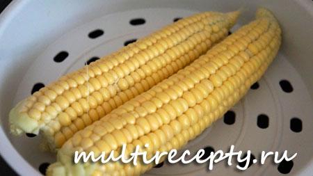 Как приготовить кукурузу в мультиварке рецепт