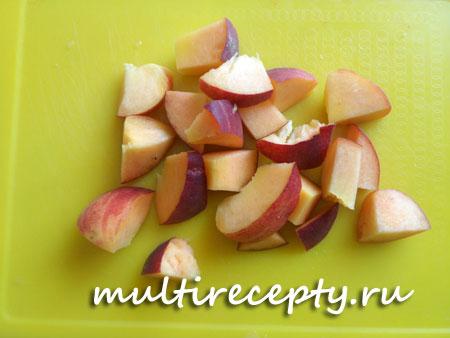 фруктовый смузи в мультиварке
