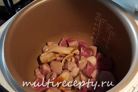 Как приготовить утку с картошкой в мультиварке