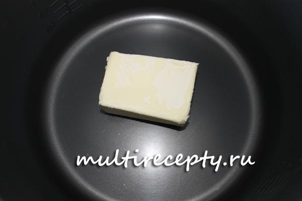 Красная рыба в мультиварке рецепт с фото