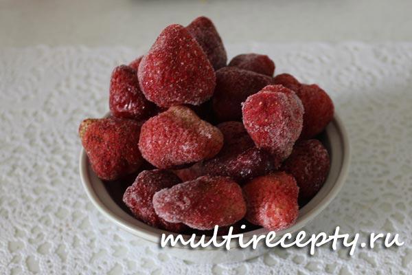 В чизкейке можно использовать не только клубнику, но и другие ягоды