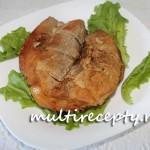 Свинина, запеченная куском в мультиварке