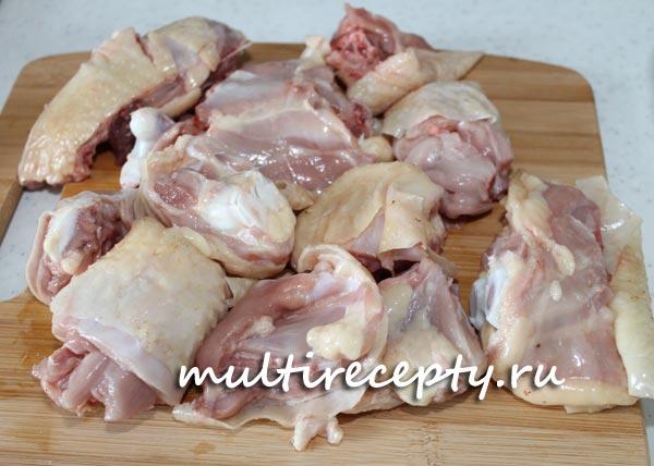 Рецепт домашней курицы в мультиварке рецепты