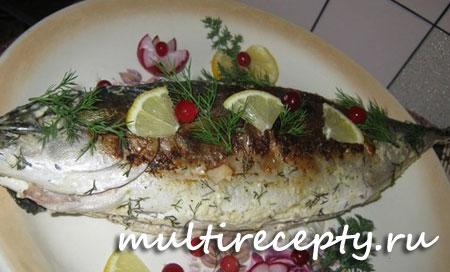 Как приготовить тунец в мультиварке рецепты