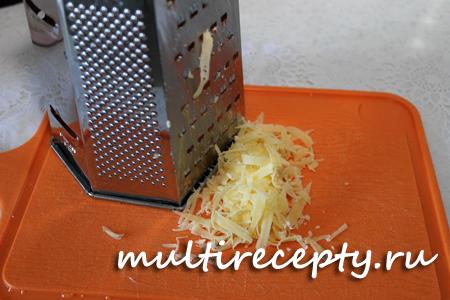 Как приготовить запеканку из цветной капусты в мультиварке