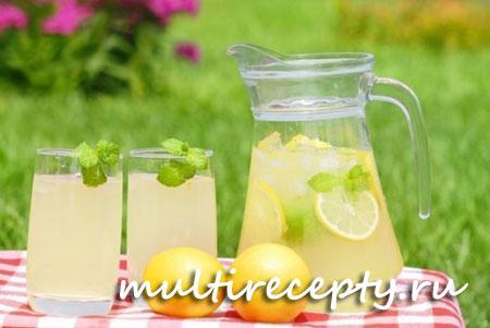 Ячменный лимонад в мультиварке рецепт