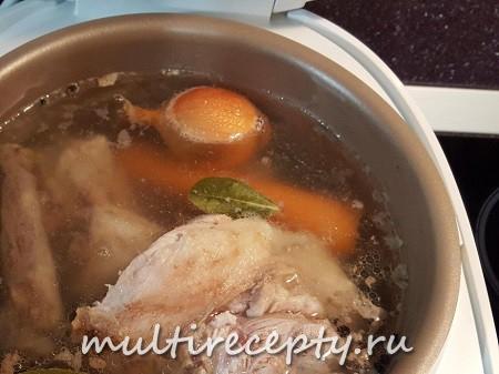 Рецепт холодца из говядины в мультиварке
