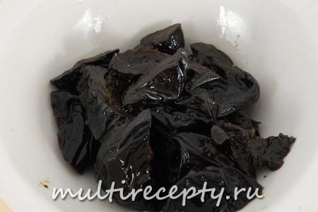 Рецепт утки с черносливом в мультиварке