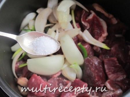 Рецепт тушенки в мультиварке из говядины