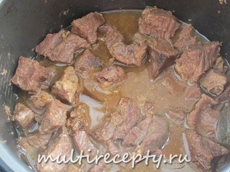 Как приготовить говяжью тушенку в мультиварке