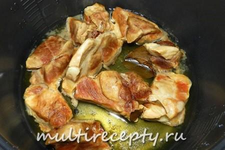 Рецепт приготовления тушенки в мультиварке